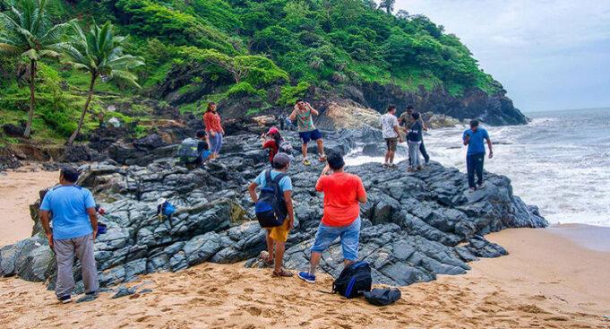 Beaches in Gokarna
